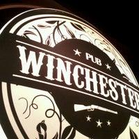 Foto tirada no(a) Winchester Pub por Murilo V. em 8/5/2012