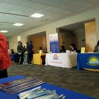 Photo taken at Coppin State University - Talon Center by Donald C. on 3/14/2012