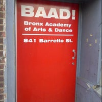 Photo taken at BAAD! by Riqi V. on 3/22/2012