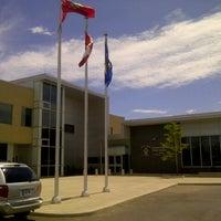 Photo taken at HRPS - Halton Regional Police Service - 2 District by Rico G. on 7/20/2012