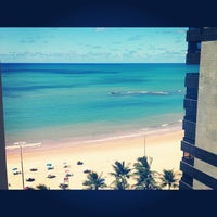 Photo taken at Hotel Blue Tree Towers Recife by David G. on 4/20/2012
