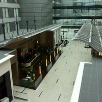 Photo taken at Hilton Frankfurt Airport by That John on 6/1/2012