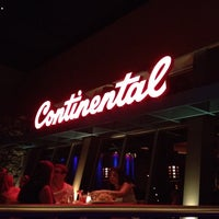 Photo taken at The Continental by jcr R. on 7/13/2012