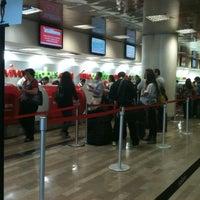Photo taken at VivaAerobus by Raul R. on 8/30/2012