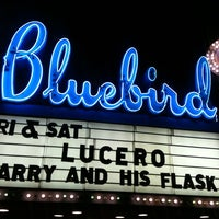 Foto scattata a Bluebird Theater da Kavon N. il 3/31/2012