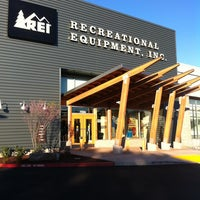 Photo taken at REI by Bryan B. on 4/21/2012