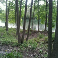 Photo taken at Ludovico Sculpture Trail by Tasha C. on 5/13/2012