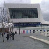 Photo taken at Museum of Liverpool by Kevin M. on 4/28/2012