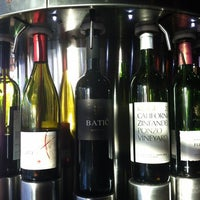 Photo taken at Pourtal Wine Tasting Bar by Doris C. on 2/9/2012