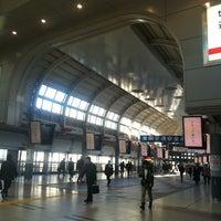 Photo taken at Shinagawa Station by Duke N. on 4/7/2012
