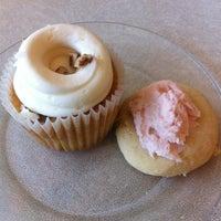 Photo taken at Swirl Bakery by Elaine K. on 6/16/2012
