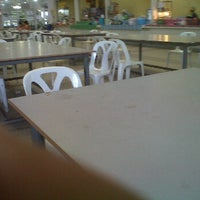 Photo taken at 8LungDorm Dining Hall Khonkaen University by Sorasak I. on 5/27/2012