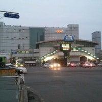 Photo taken at Juan Stn. by Mang M. on 3/17/2012