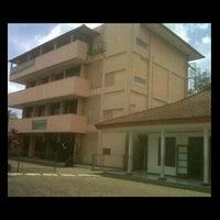 Photo taken at SMK TI by gunawan I. on 2/14/2012