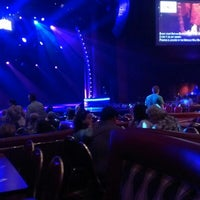 Photo taken at Nathan Burton Comedy Magic at Planet Hollywood Saxe Theater by Greg B. on 6/19/2012