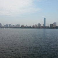 Photo taken at Charles River by Kleber S. on 8/4/2012