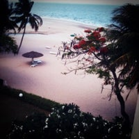 Photo taken at Beach Garden Hotel Cha-am by Baskung ^. on 4/21/2012