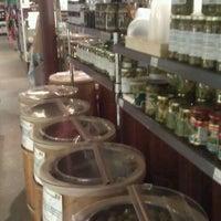 Photo taken at Monsieur Marcel Gourmet Market by Dee C. on 2/9/2012
