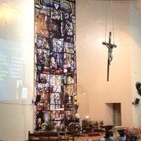 Photo taken at Santuario de San Vicente de Paul by Jadee L. on 4/3/2012