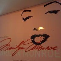 รูปภาพถ่ายที่ Museu Afrobrasil โดย Rodrigo R. เมื่อ 8/19/2012