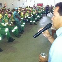 Photo taken at Corpus Saneamento E Obras by Neucimar on 9/4/2012