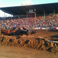 Photo taken at Central States Fairgrounds by Andy S. on 8/19/2012