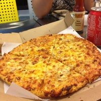 Photo taken at Yellow Cab Pizza Co. by philenore on 8/6/2012