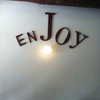 Photo taken at Joy Burger Bar by Cameron W. on 6/16/2012