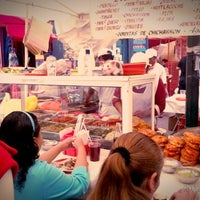 Photo taken at Mercado De Cumbres by Mafi O. on 7/5/2012