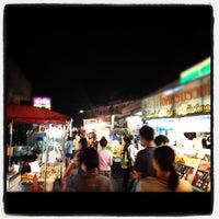 "Photo taken at Autsawin market by SupaRak_c""h@mp d. on 3/27/2012"