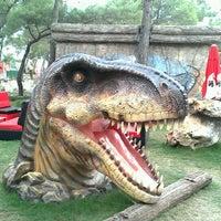 Photo taken at Dino Park by Mehmet Onur I. on 6/21/2012