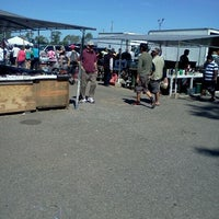 Photo taken at Berlin Farmer's Market & Shopping Center by Marilyn J. on 5/20/2012