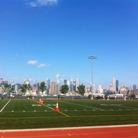 Photo taken at Weehawken Waterfront Park and Recreation Center by Aileen T. on 6/17/2012