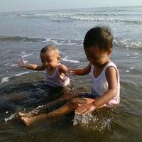 Photo taken at Pantai Pakis Jaya by deddy p. on 5/18/2012