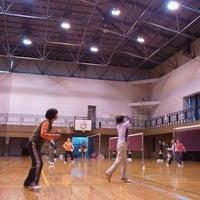 Photo taken at 浜線健康パーク by Roassoseiko on 2/2/2012
