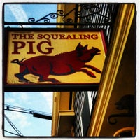 Photo taken at The Squealing Pig by Siciliana T. on 5/20/2012