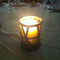 Photo taken at Restaurante La Porta by ® on 8/25/2012