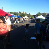 Photo taken at Newhall Farmers Market by Rex on 6/29/2012