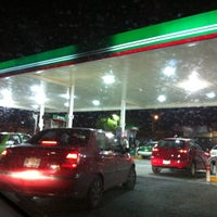 Photo taken at OXXO Gas by Pepe on 3/31/2012
