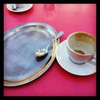Das Foto wurde bei Caffé Bar Sattler von Andreas R. am 7/7/2012 aufgenommen