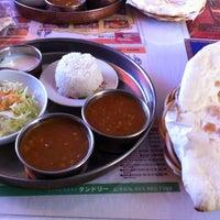 Photo taken at インドレストラン タンドリー by Yuri M. on 3/13/2012