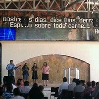 Photo taken at CCR de México by Jorge A. on 2/5/2012