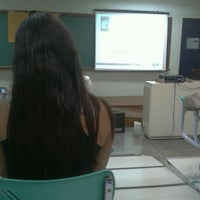 Photo taken at Escola de Engenharia - UFF by Vinícius N. on 4/21/2012