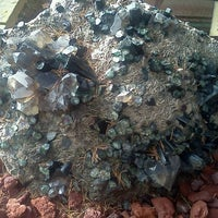 Photo taken at Rice NW Museum of Rocks and Minerals by Sara V. on 2/18/2012
