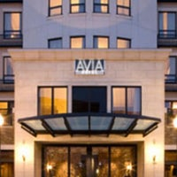 Photo taken at Andaz Napa by Angie G. on 4/24/2012