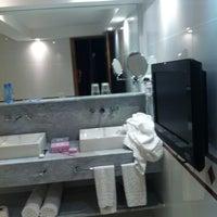 Foto tirada no(a) Hotel Florença por Gabriel Torres A. em 8/19/2012