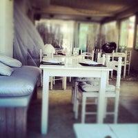 Photo taken at Riviera Mare Ristorante by Giusy P. on 8/21/2012