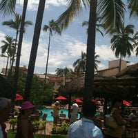 Photo taken at Hacienda Hotel & Spa by Peke on 8/18/2012