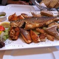 Das Foto wurde bei Nautilus Fischrestaurant von Avdeev S. am 7/20/2012 aufgenommen