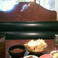 Photo taken at Manuel's Mexican Food by David O. on 9/9/2012
